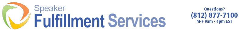 Speaker Fulfillment Services